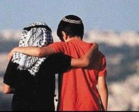 Image result for Jewish and Palestinian children